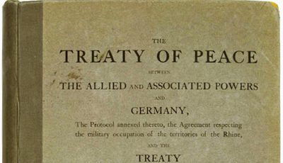 Treaty of Versailles English version slideshow